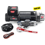 Warn 9.5xp-s Winch (Synthetic Rope)