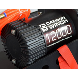 Carbon Winches Australia 12V Motor to suit 12k and 95P models