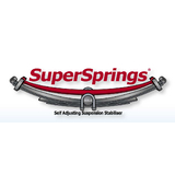 SuperSprings Isuzu D-Max 4x4 2012 on Load Assist Spring Kit 484kg Rated