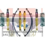 Ford Ranger SERIES II PX (08/11 ON) Dobinsons Suspension Lift kit 40mm Twin Tube