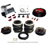 LA87 Coaster Rear Boss Air Bag Load Assist Kit & Mini InCab Control kit