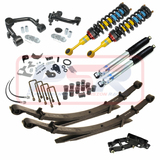 "Mazda BT-50 / Ford PX Ranger Bilstein 4"" Lift Kit"