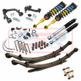 "Mazda BT-50 / Ford PX Ranger Bilstein 2"" Lift Kit LONG TRAVEL"