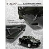T-MAX E-BOARDS Toyota Fortuner 2015 Electric Side Steps