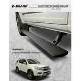 T-MAX E-BOARDS Isuzu D-Max V-Cross Single Cab Electric Side Steps
