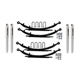 "FORD MAVERICK 1988-94 LEAF F&R Ridepro 2""lift Suspension Kit"