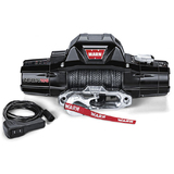 Warn Zeon 10-s 10,000lb (4536kg) Synthetic Rope 4x4 Winch 12v